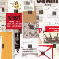 Wheat - Everyday I Said A Prayer For Kathy And Made A One Inch Square