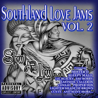 Mister D - Southland Love Jams, Vol. 2