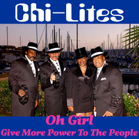 Chi-Lites - Oh Girl