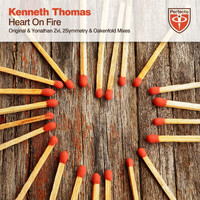 Kenneth Thomas - Heart On Fire