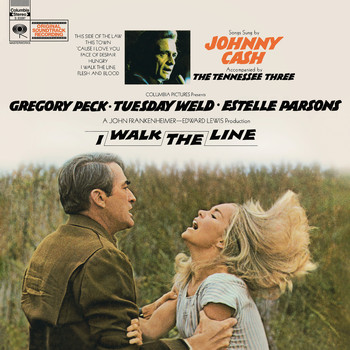 Johnny Cash - I Walk the Line (Original Soundtrack Recording)