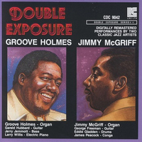 Jimmy McGriff - Double Exposure