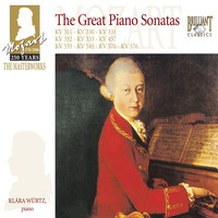 Klára Würtz - Mozart: The Great Piano Sonatas
