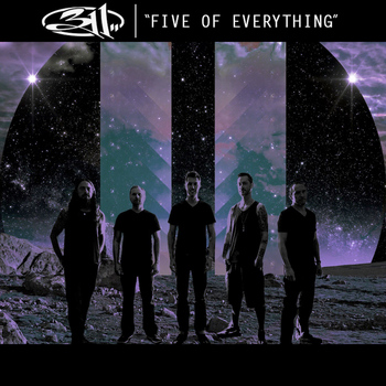 311 - Five of Everything - Single