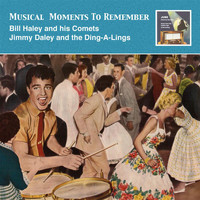 Bill Haley - Musical Moments to Remember: Billy Haley and His Comets & Jimmy Daley and the Ding-A-Lings