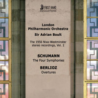 Adrian Boult - London Philharmonic Orchestra, The 1956 Nixa-Westminster stereo recordings, Vol. 2