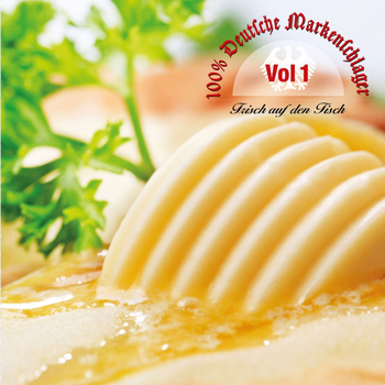 Various Artists - 100% Deutsche Markenschlager, Vol. 1