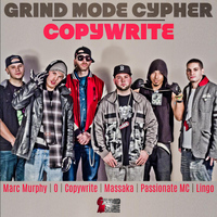 Copywrite - Grind Mode Cypher | Copywrite