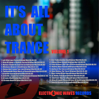 Various Artists - It's All About Trance-Volume 1