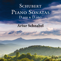Artur Schnabel - Schanbel plays Schubert