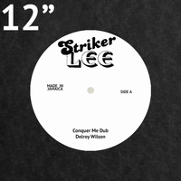 Delroy Wilson - Conquer Me Dub