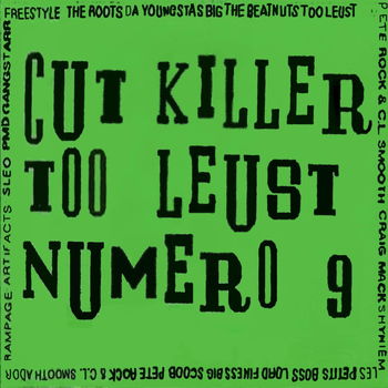 Cut Killer - Too Leust (Explicit)