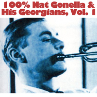 Nat Gonella & His Georgians - 100% Nat Gonella & His Georgians, Vol. 1