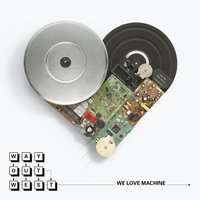 Way Out West - We Love Machine