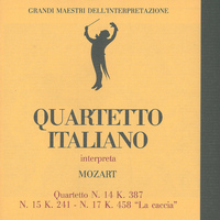 Quartetto Italiano - Grandi maestri dell'interpretazioni: Quartetto italiano interpreta Mozart
