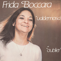 Frida Boccara - Valdemosa - Single