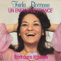 Frida Boccara - Un enfant de France - Single