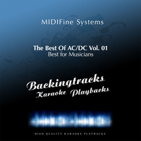 MIDIFine Systems - Best of AC/DC, Vol. 01