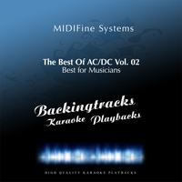 MIDIFine Systems - Best of AC/DC, Vol. 02