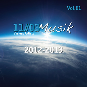Various Artists - 11/03 Musik 2012 - 2013, Vol. 1