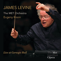 James Levine - James Levine - Live At Carnegie Hall