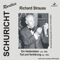 Carl Schuricht - Carl Schuricht Conducts Richard Strauss