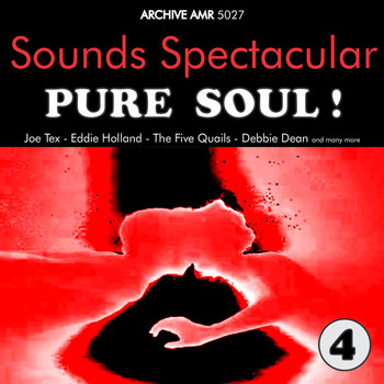 Various Artists - Sounds Spectacular: Pure Soul ! Volume 4