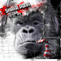 Shaka Ponk - The White Pixel Ape (Smoking Isolate to Keep in Shape)