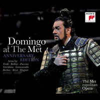 Plácido Domingo - Plácido Domingo at the MET