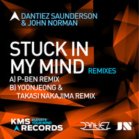 Dantiez Saunderson & John Norman - Stuck In My Mind
