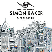 Simon Baker - Get More EP