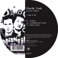 Plastik Funk - I Feel It EP