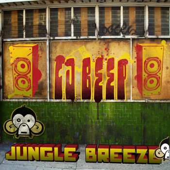 Cj_BEEP - Jungle Breeze EP