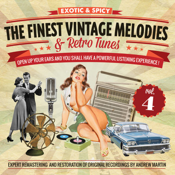 Various Artists - The Finest Vintage Melodies & Retro Tunes Vol. 4