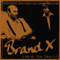 Brand X - Live at the Roxy L.A