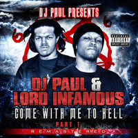DJ Paul - Come with Me to Hell: Part 1 (Remastered) (Explicit)
