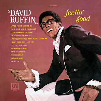 David Ruffin - Feelin' Good