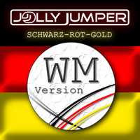 Jolly Jumper - Schwarz Rot Gold (W M - Version)