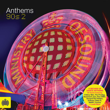 Various Artists - Anthems 90s 2 - Ministry of Sound
