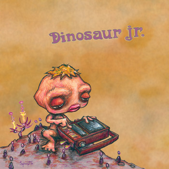 Dinosaur Jr. - Pieces b/w Houses
