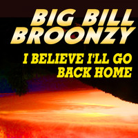 Big Bill Broonzy - I Believe I'll Go Back Home