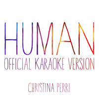 Christina Perri - human (Official Karaoke Version)