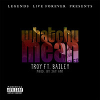 Troy - Whatchu Mean (feat. Bailey)