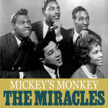 The Miracles - Mickey's Monkey
