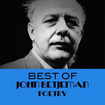 the works of john betjeman a poet
