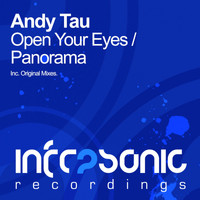 Andy Tau - Open Your Eyes E.P