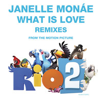 Janelle Monáe - What Is Love Remixes
