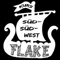 Flake - Kurs Süd-Süd-West
