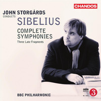 BBC Philharmonic Orchestra - Sibelius: Complete Symphonies & 3 Late Fragments