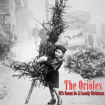 The Orioles - (It's Gonna Be A) Lonely Christmas